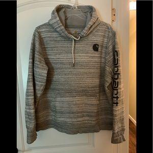 Woman's Carhartt hoodie